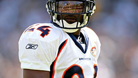 33. Champ Bailey, CB, Broncos (2009 Rank: 31)