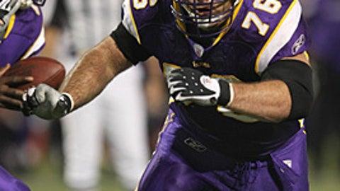 37. Steve Hutchinson, G, Vikings (2009 Rank: 57)