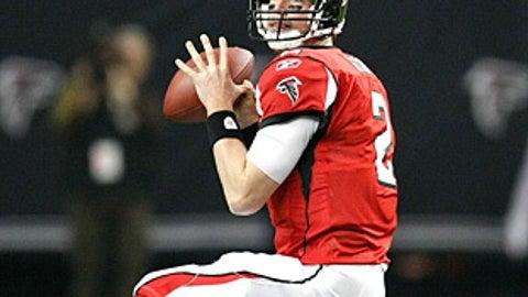38. Matt Ryan, QB, Falcons (2009 Rank: 32)