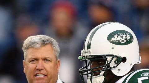 45. David Harris, LB, Jets (2009 Rank: Unranked)