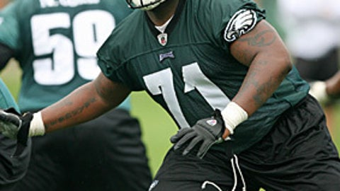 65. Jason Peters, OT, Eagles (2009 Rank: 78)