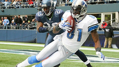 70. Calvin Johnson, WR, Lions (2009 Rank: 83)