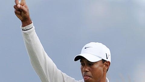 Tiger Woods, Golf legend
