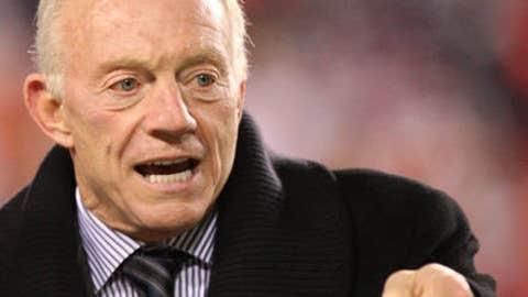 Jerry Jones, Owner, Dallas Cowboys
