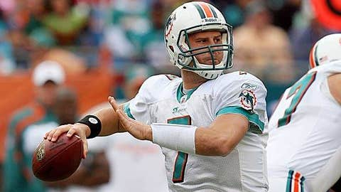 Miami Dolphins (Chad Henne)