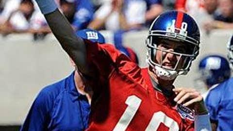New York Giants (Eli Manning)