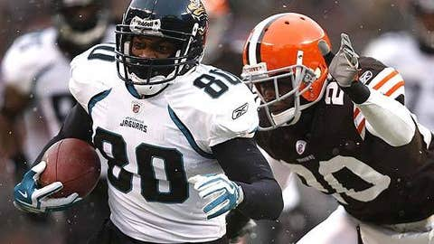 Jacksonville Jaguars: Mike Thomas, No. 80