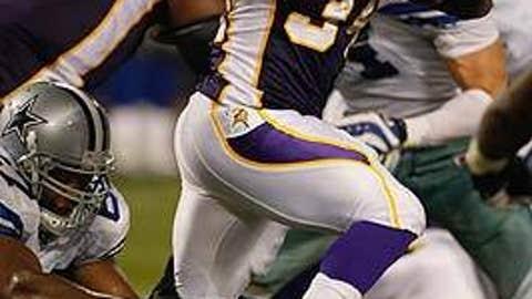 Minnesota Vikings: Albert Young, No. 34