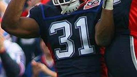 Buffalo Bills: Jairus Byrd, No. 31