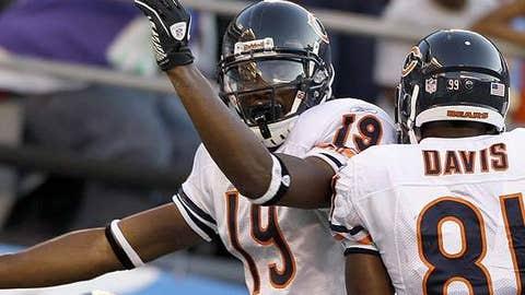 Chicago Bears: Devin Aromashodu, No. 19