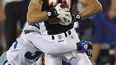 Cincinnati Bengals: Jordan Shipley, No. 11