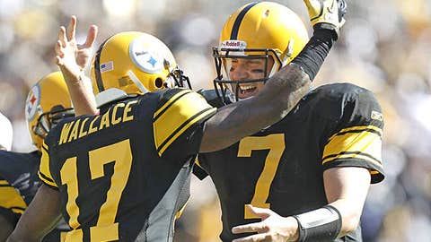 Ben Roethlisberger-Mike Wallace