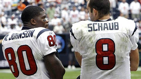 Matt Schaub-Andre Johnson