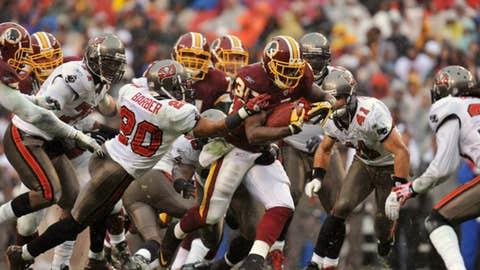 Washington Redskins Keiland Williams