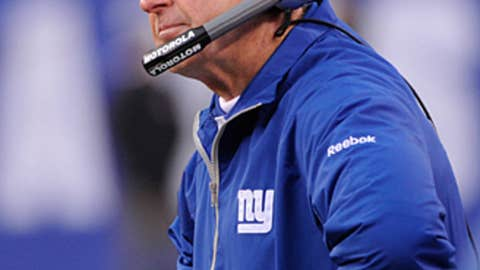Goat: Tom Coughlin