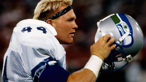 Brian Bosworth/LB/Seattle Seahawks (1987-1st round pick supplemental draft)