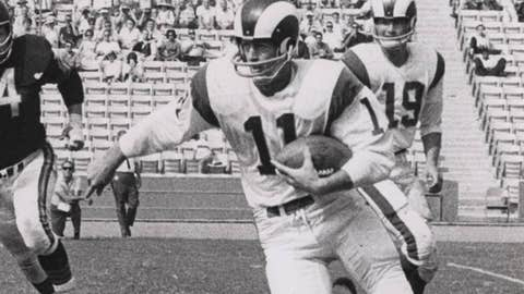 Terry Baker, QB, Los Angeles Rams, 1963