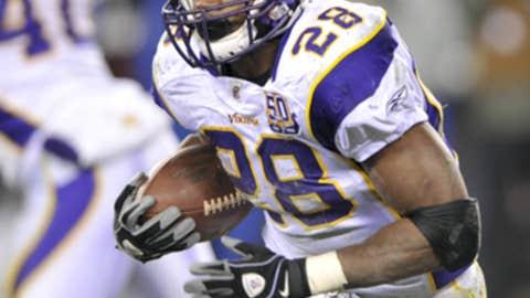 Adrian Peterson, RB, Minnesota Vikings