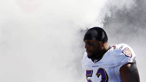 First-class toughness: Ray Lewis