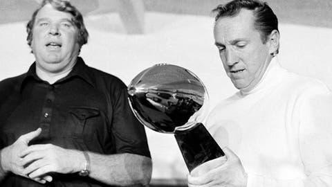 Super Bowl win No. 1