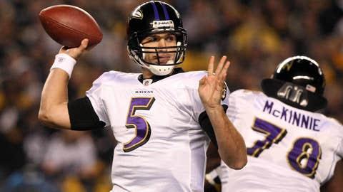 Baltimore Ravens at Seattle Seahawks (Sunday, 4:05 p.m. ET, CBS)