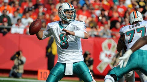 Washington Redskins at Miami Dolphins (Sunday, 1 p.m. ET, FOX)
