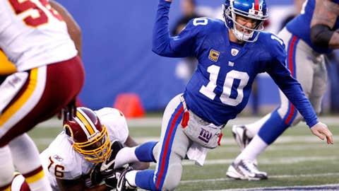Manning down