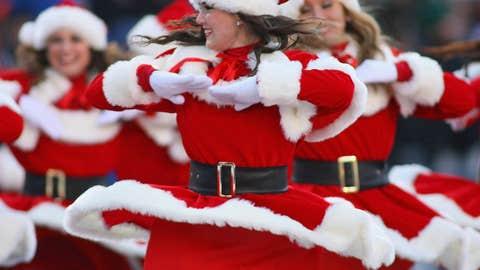 Santa stylin'