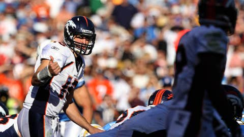 Broncos 16, Chargers 13