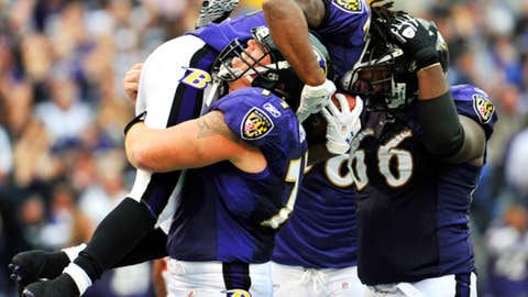 Ravens 31, Bengals 24