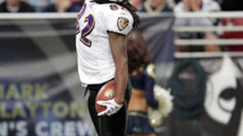 Ravens 37, Rams 7