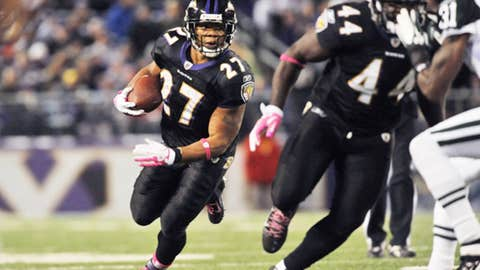 Ravens 34, Jets 17
