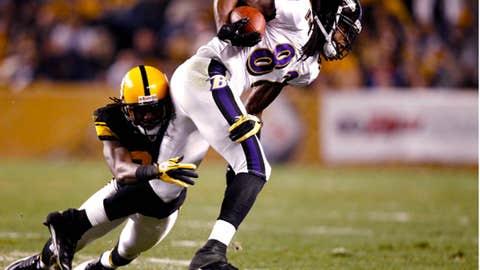 Ravens 23, Steelers 20