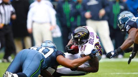 Seahawks 22, Ravens 17