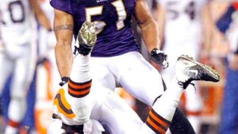 Ravens 24, Browns 10