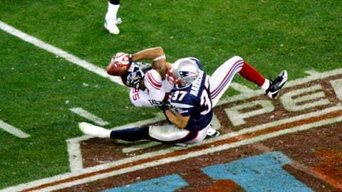Super Bowl XLII - New York Giants 17, New England 14