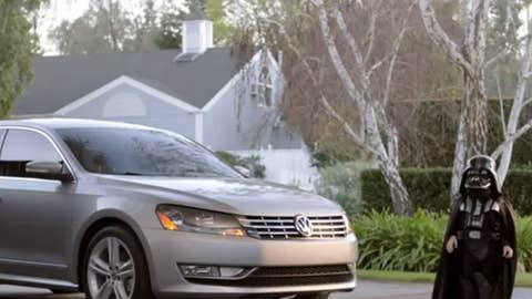 2011: Volkswagen - Young Vader