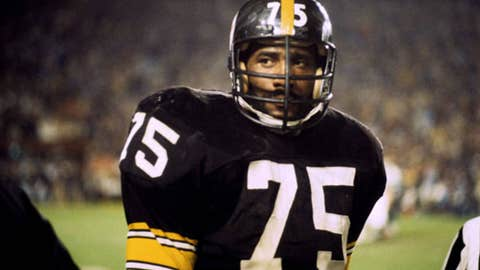 Defensive tackle: Joe Greene