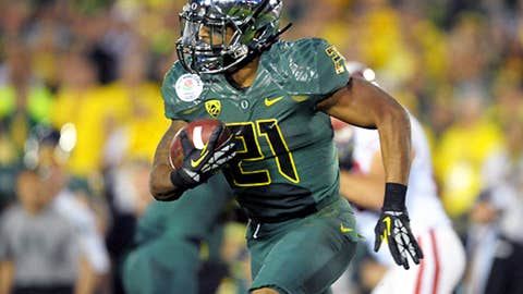 LaMichael James, Oregon, RB