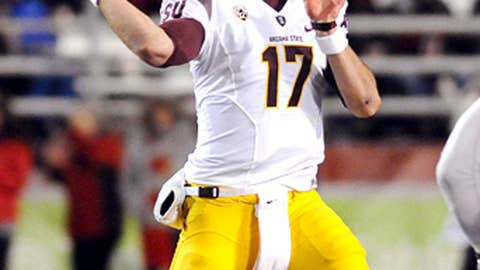 Brock Osweiler, Arizona State, QB