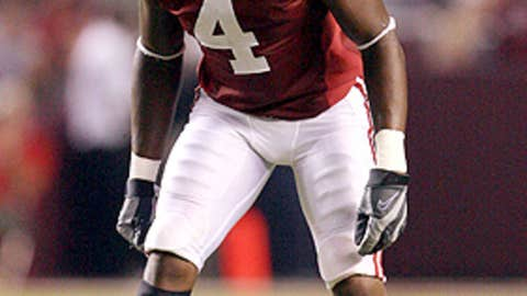 Mark Barron, Alabama, S
