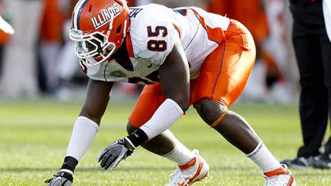 Whitney Mercilus, Illinois, DE