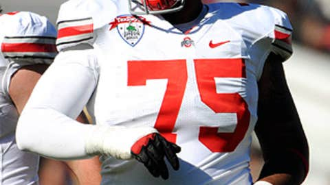 Mike Adams, Ohio State, T