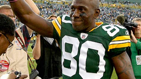 1999: Donald Driver (WR, Alcorn State) by Green Bay Packers (Rd. 7, pick 213)