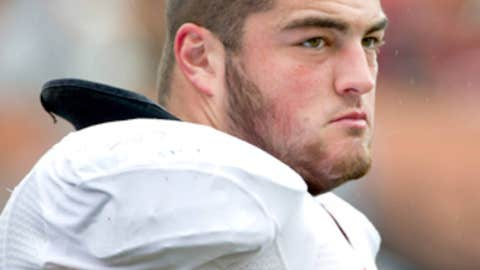 David-DeCastro, G, Steelers: NEW ENGLAND