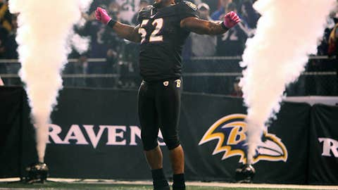 No. 26 — Ray Lewis