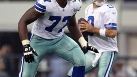 9. Tyron Smith, OT, Cowboys
