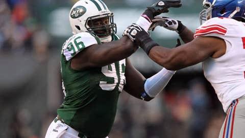 30. Muhammad Wilkerson, DE, Jets