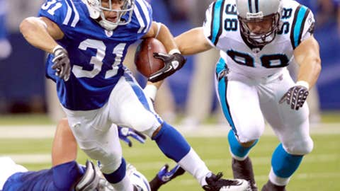 Indianapolis: Donald Brown, RB