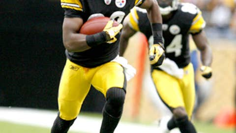 Pittsburgh: Emmanuel Sanders, WR